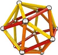 Geomag 262 Magnetic Colour Construction Set 64 Pcs Playset Gift
